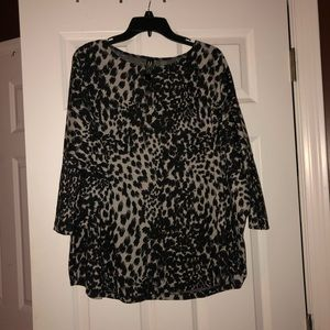 Tops - Marla Wynne Cheetah Print Top